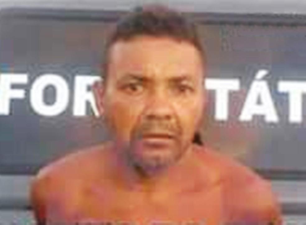 Francisco Rodrigues da Silva  (Foto: Divulgação/PM)