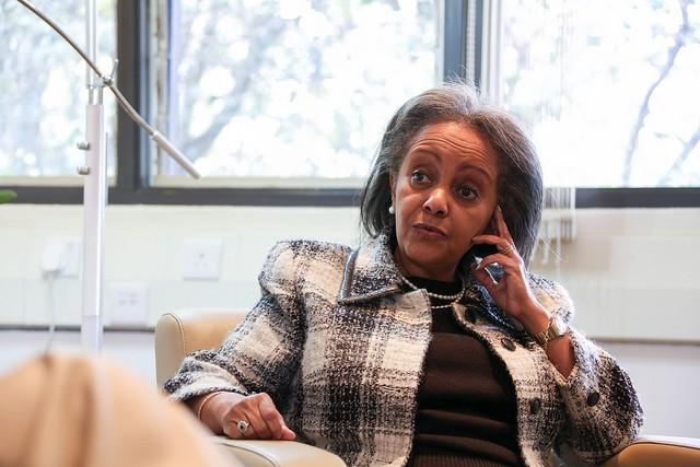 Sahle-Work Zewde será 1ª presidente mulher da Etiópia (Foto: ITU Pictures/J.Marchand)