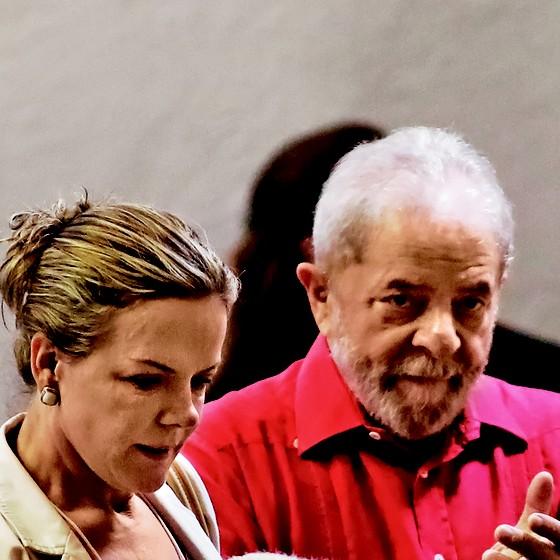"""Em conversas com petistas graduados, a frase do ex-ministro Nelson Jobim """"Gleisi é fraquinha""""quase sempre vem à tona  (Foto: Nacho Doce/Reuters)"""