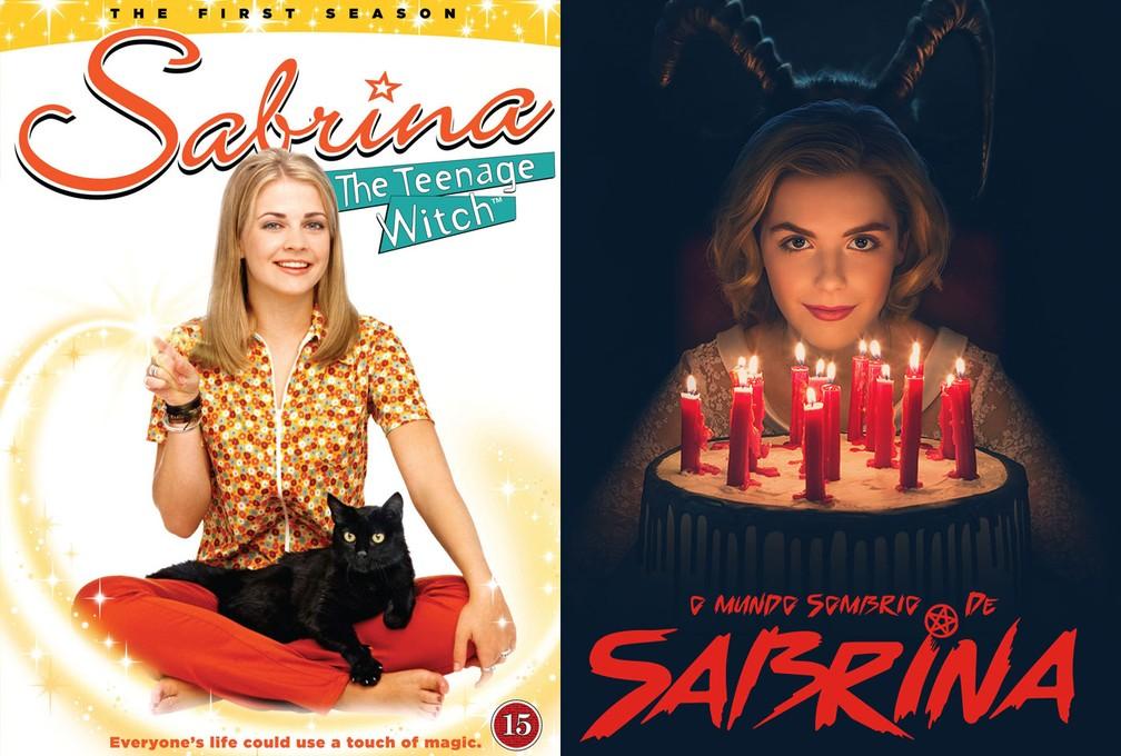 84ca08b4f O Mundo Sombrio de Sabrina  é releitura macabra e madura da bruxa ...