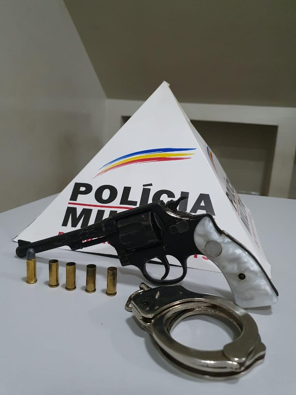 Jovem sofre atentado em Santana do Paraíso; adolescente detido confessou o crime