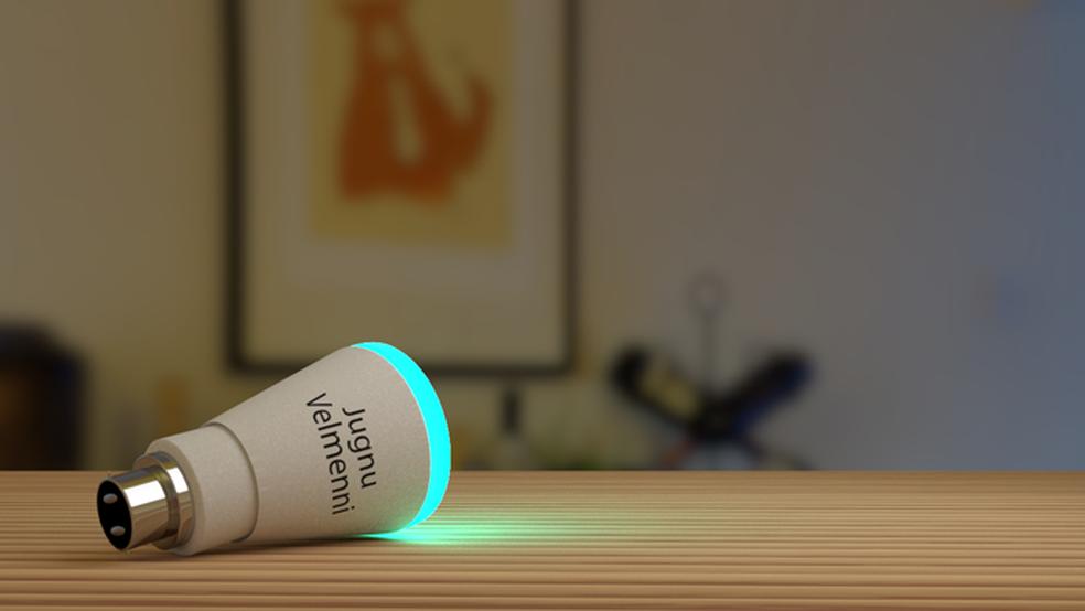 Li-Fi consiste no uso de lâmpadas de LED que podem iluminar ambientes e transmitir dados (Foto: Divulgação/Velmenni)