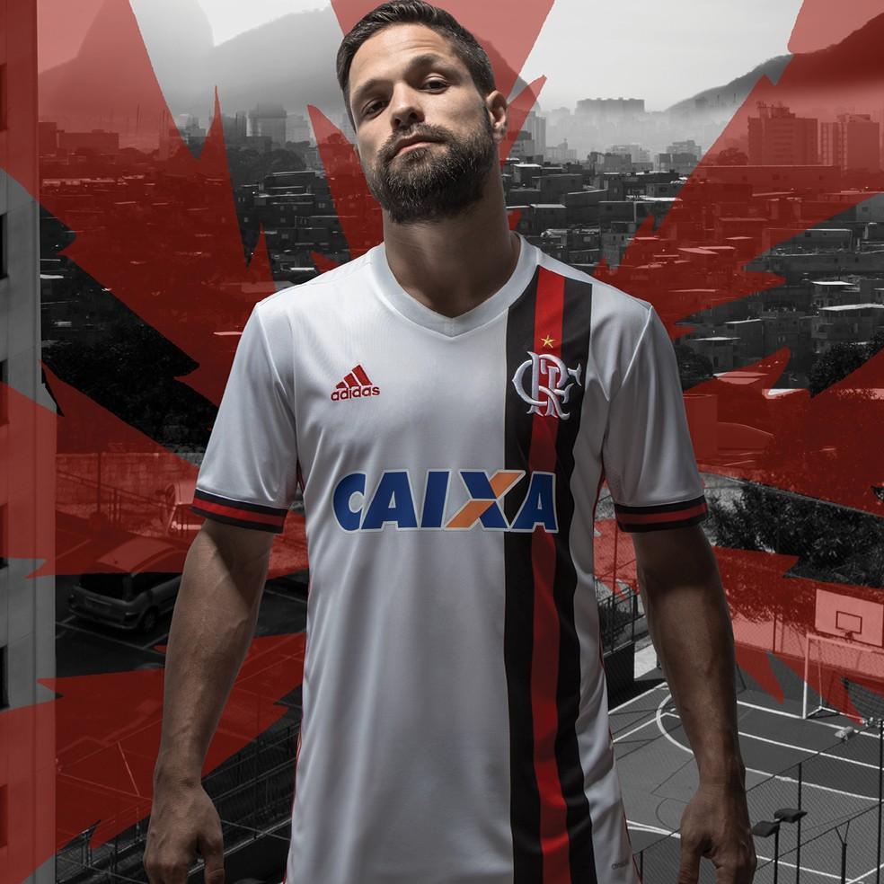 1a9edf8ce72 Flamengo confirma nova camisa e marca estreia para dia 14