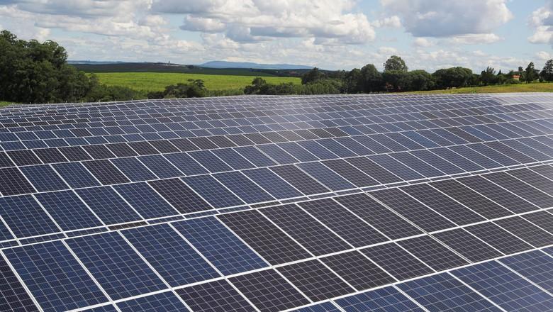energia-painel-solar (Foto: Amanda Perobelli/Reuters)