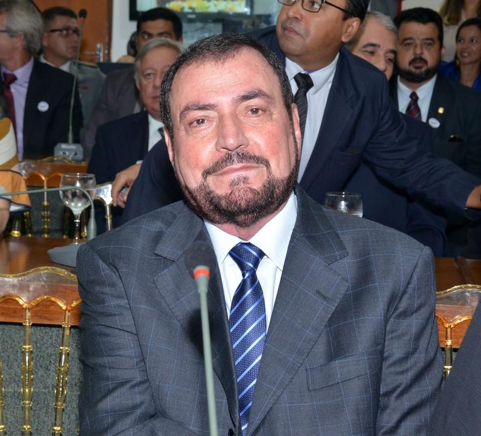 Issam Saado foi eleito para o primeiro mandato como deputado — Foto: Silvio Santos (DICOM /AL)