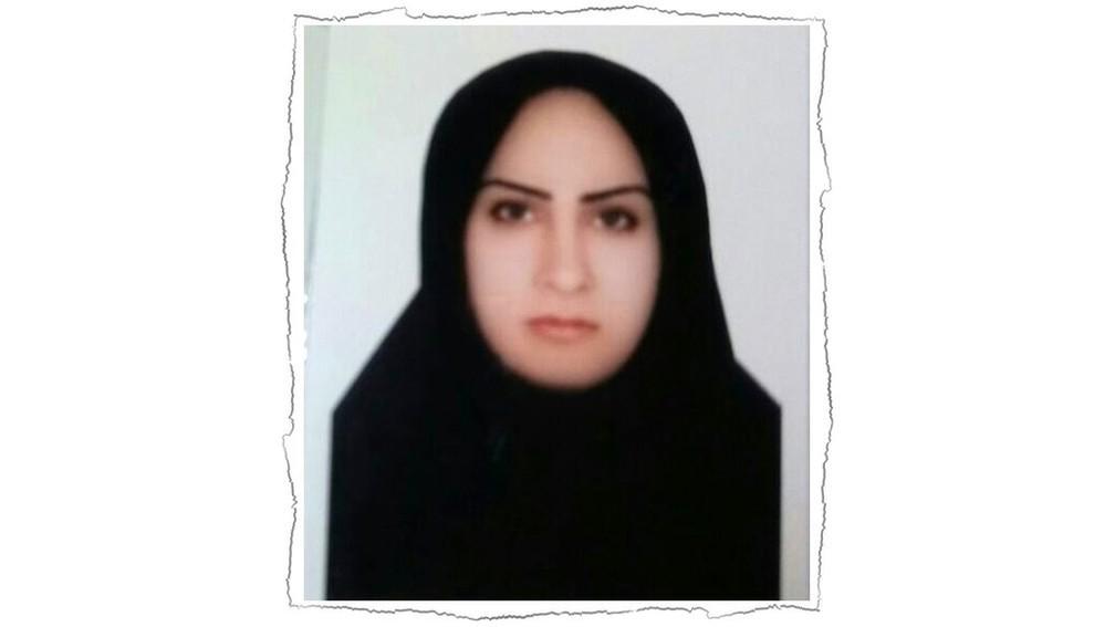 Zeinab Sekaanvan foi executada por autoridades iranianas por ter matado o marido — Foto: Anistia Internacional/BBC