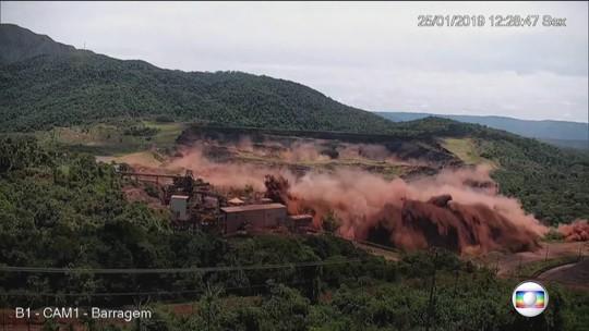 Vale sabia de problemas em sensores da barragem de Brumadinho, diz PF