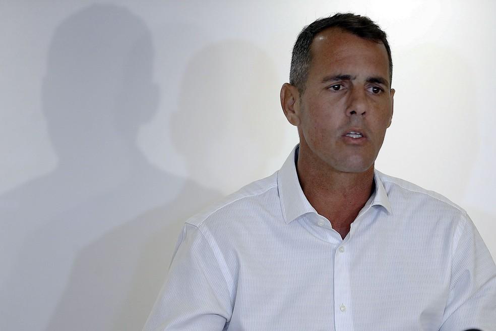 Vereador do Rio Marcello Siciliano — Foto: Tomaz Silva/Agência Brasil