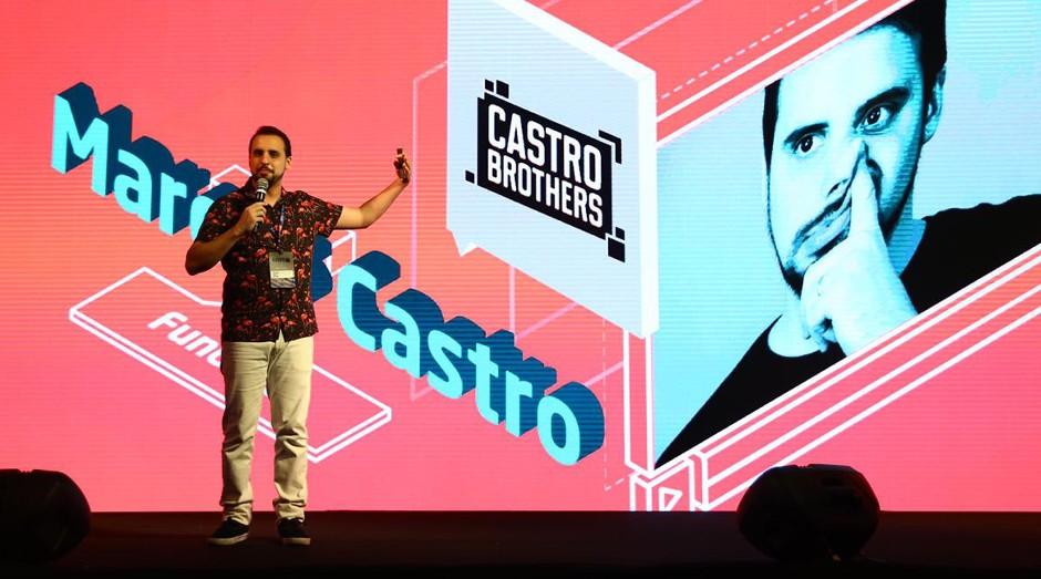Marcos Castro do canal Castro Brothers (Foto: Divulgação)