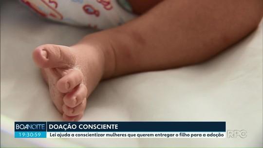 Famílias que não têm condições de criar recém-nascidos podem deixá-los para adoção