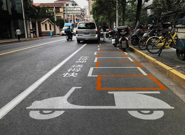 intervenção-urbana-xangai-china (Foto: Reprodução)