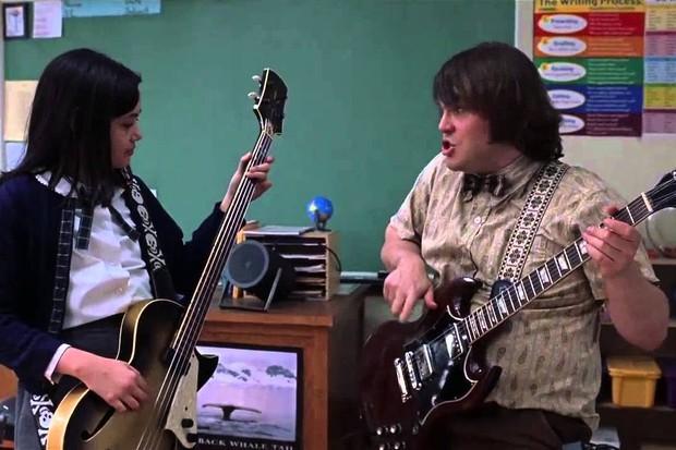 Cena do filme Escola de Rock (Foto: reprodução)