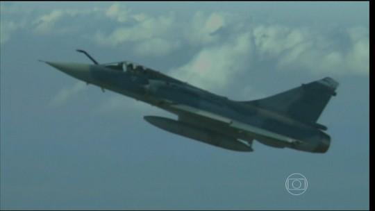 Governo anuncia compra de 36 caças da Suécia para a Força Aérea Brasileira