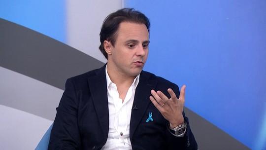 """Massa não poupa elogios a Lewis Hamilton: """"Tem chão para bater todos os recordes da Fórmula 1"""""""
