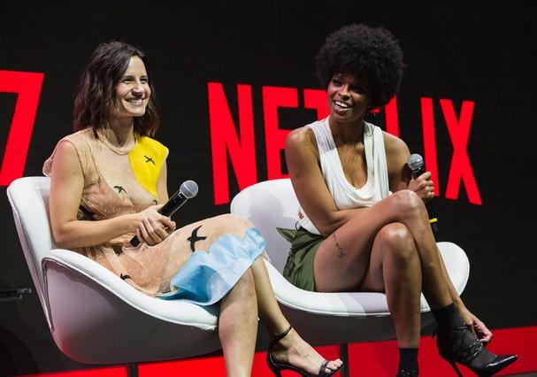 Bianca Comparato e Vaneza Oliveira, de 3% (Foto: Divulgação)