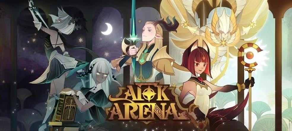 AFK Arena está entre os melhores de 2019; veja lista completa — Foto: Divulgação/Lilith Games