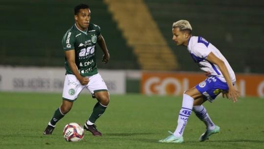 Foto: (Thomaz Marostegan/ Guarani FC)