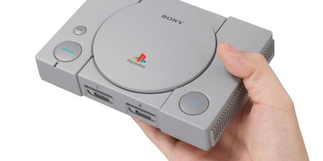 PlayStation Classic (Foto: reprodução)