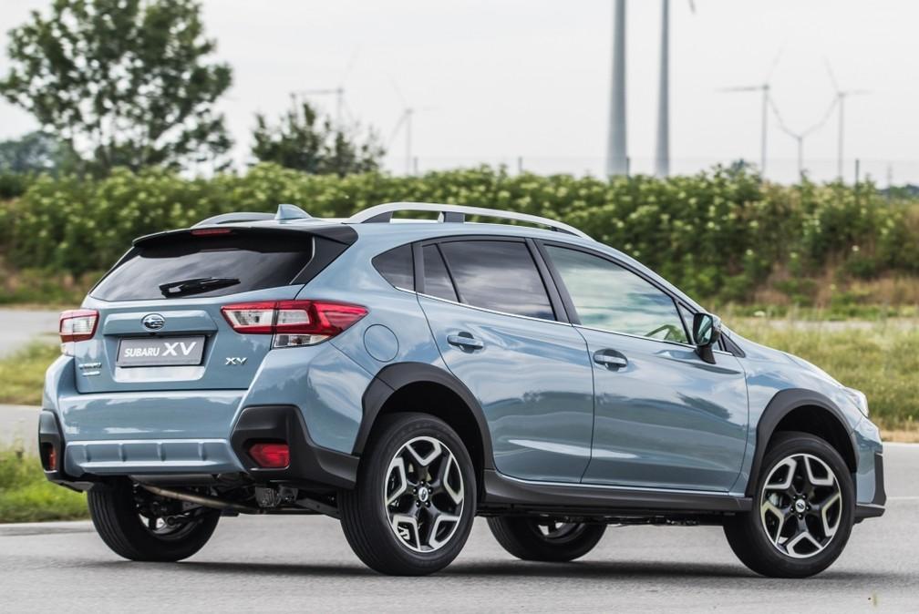 Subaru XV — Foto: Divulgação/Subaru