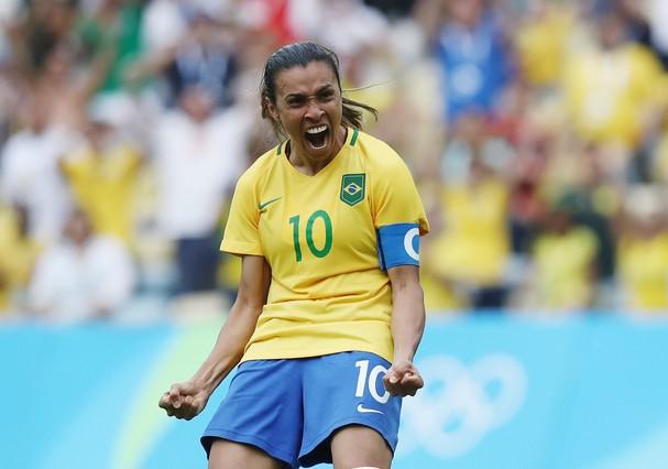 Marta (Foto: Getty Images)