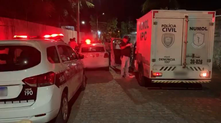 Adolescente de 15 anos é morto a tiros, em João Pessoa