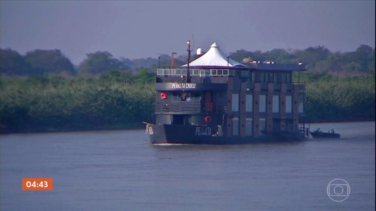Nível do Rio Paraguai está cada vez mais crítico