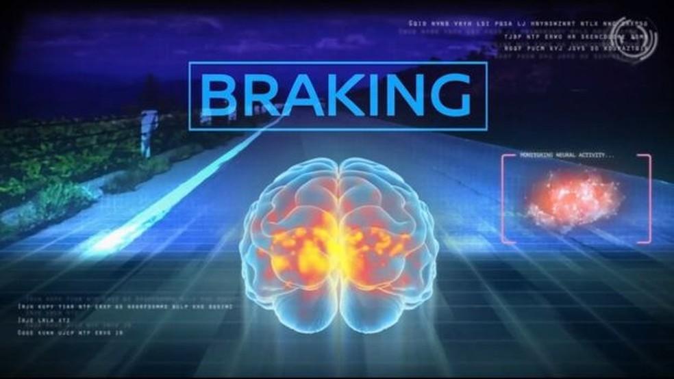 A Nissan vem acompanhando a atividade cerebral de motoristas durante diversos tipos de manobra (Foto: Nissan/Divulgação)