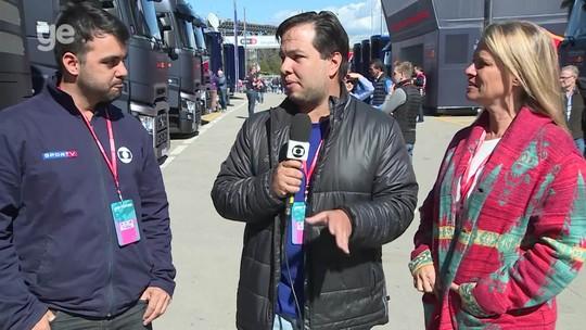 Voando baixo: de Barcelona, equipe da Globo comenta pré-temporada da F1