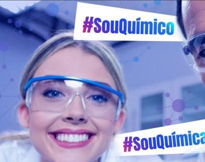 Conselho Federal de Química lança campanha online para valorizar profissão