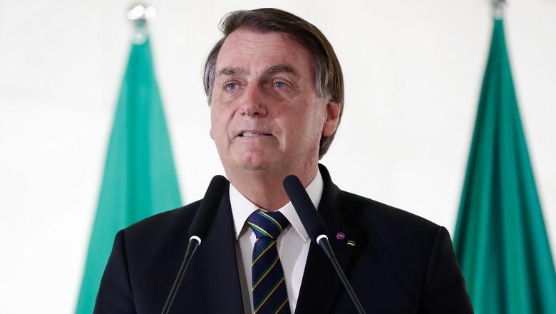 Jair Bolsonaro (Foto:  Alan Santos/PR)