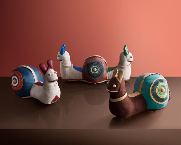 A incrível história da designer de 73 anos que cria brinquedos para crianças com deficiências (Foto: Cortesia)