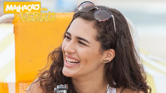 Lívian Aragão se emociona ao falar do pai, Renato Aragão: 'Muita sorte de tê-lo na minha vida'