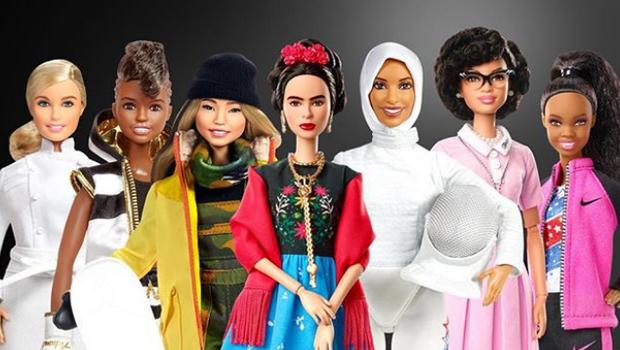 Mattel lança coleção de bonecas Mulheres Inspiradores. Em março, versão de Frida Kahlo deve estar no Brasil (Foto: Reprodução/Instagram/Barbie Style)