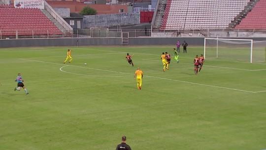 Brasiliense empata com o Ituano fora de casa, e Sobradinho perde para a Portuguesa-RJ