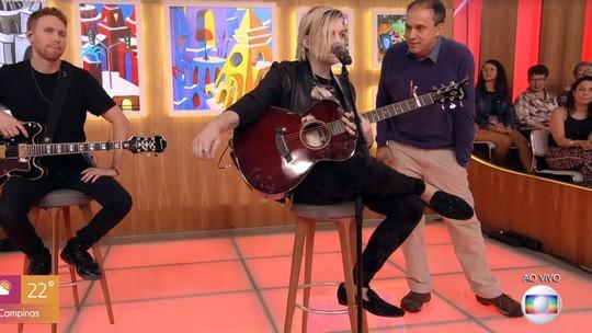 Vocalista do 'The Calling' conta motivo de pausa na carreira: 'Fui diagnosticado com Parkinson'