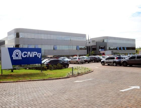A sede do CNPq, em Brasília (Foto:  Marcelo Gondim e Carlos Cruz/Divulgação)