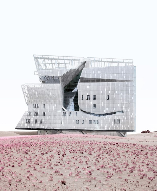O Cooper Union foi construído em 2009, com arquitetura assinada por Thom Mayne (Foto: Anton Repponen)