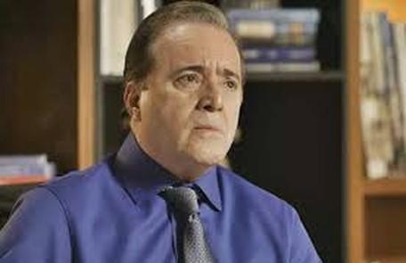 Na sexta-feira, 8, Olavo (Tony Ramos) receberá uma ligação de Laura (Yanna Lavigne). Valentina (Lilia Cabral) ouvirá e ficará desesperada ao constatar que a moça está viva TV Globo