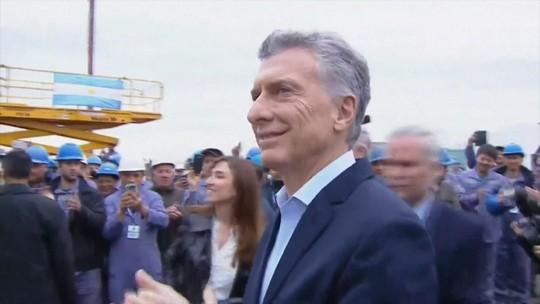 Guga Chacra: Macri reconhece responsabilidade por crise na Argentina