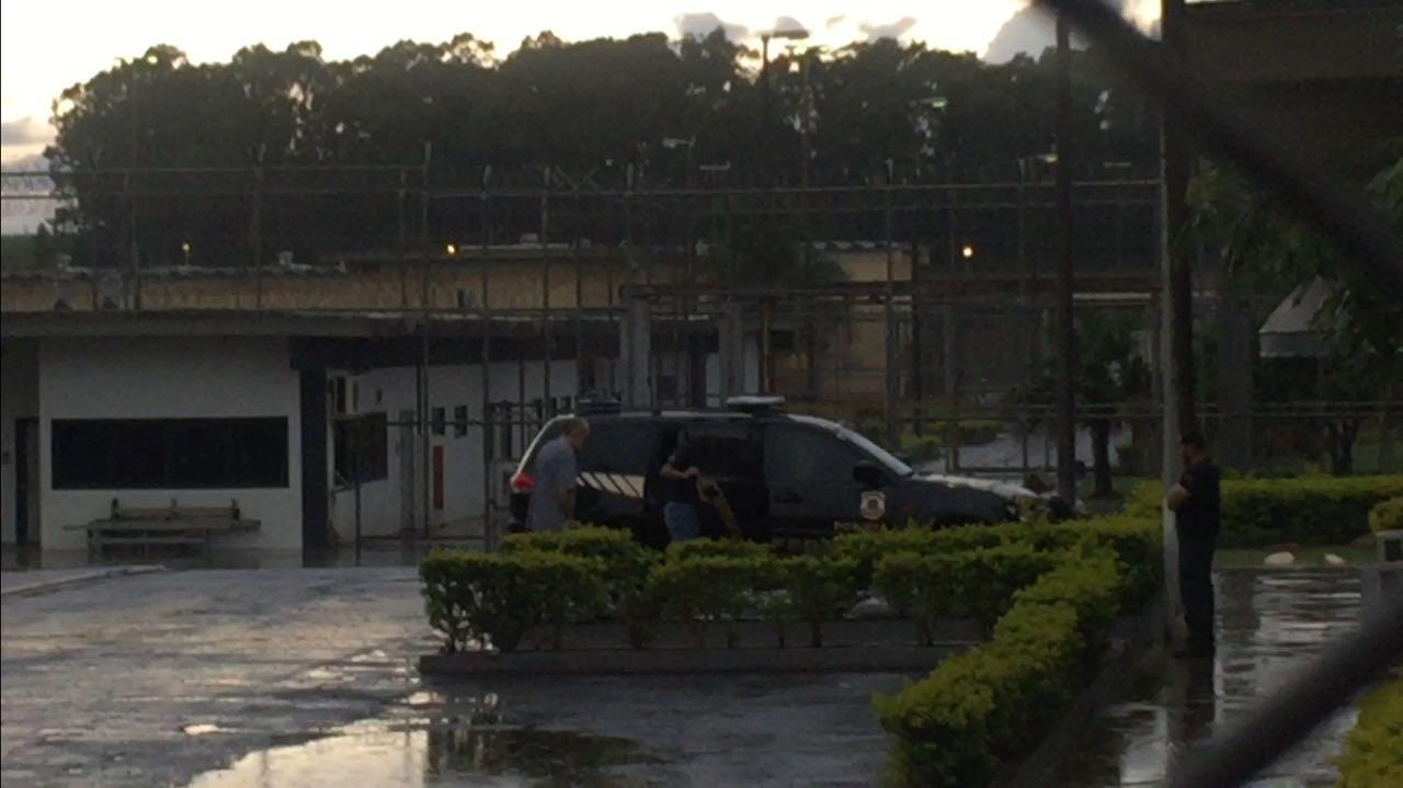 Dois réus da Operação Renitência deixam a prisão em Foz do Iguaçu