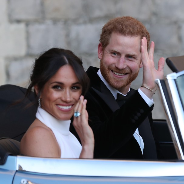 Meghan e Harry (Foto: Getty Images)