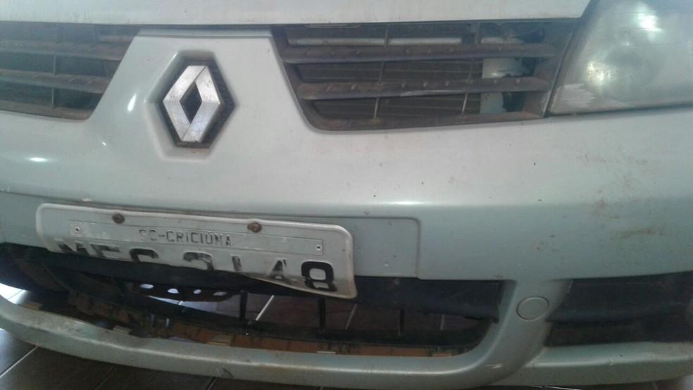Carro com falha mecânica prensou e matou cliente que aguardava conserto em oficina em Rondonópolis (Foto: Arquivo pessoal)