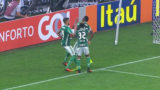 Zagueiro-artilheiro, Yerry Mina, da Colômbia, já marcou e dançou na Arena Corinthians; relembre