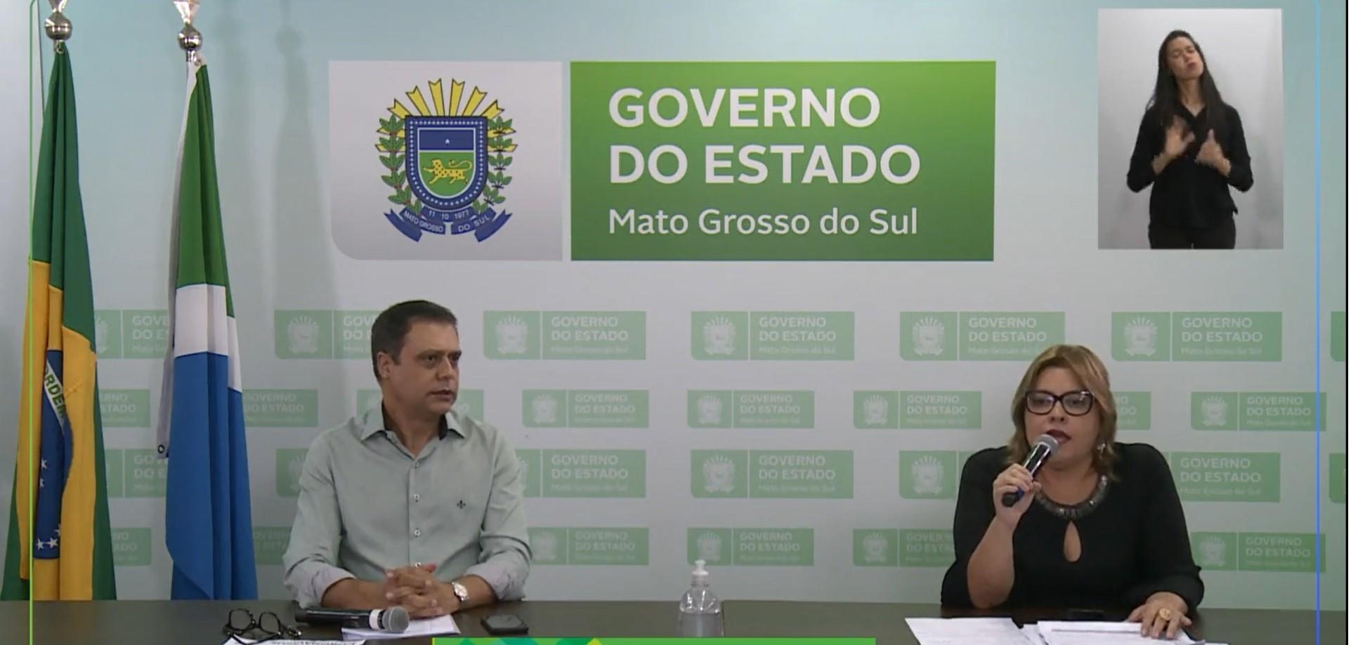 Casos de coronavírus chegam a 36 em Mato Grosso do Sul