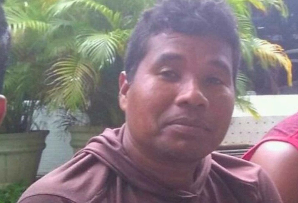 Gilberto era índio da tribo Pataxó — Foto: Reprodução/Site Radar 64