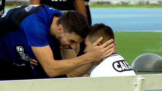 Conheça Gabriel, o menino com síndrome de Down que é fã de Pimpão e encantou o Botafogo