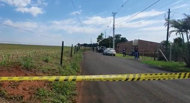 Suspeitos armados com fuzil roubam aeronave de propriedade em Foz do Iguaçu