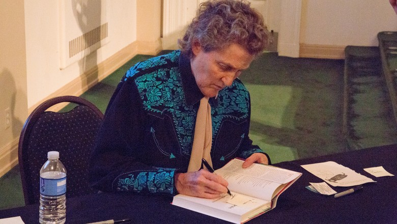 Temple Grandin - bem estar animal (Foto: Counse/Flickr/CC BY 2.0)
