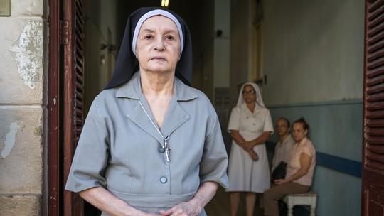 Joana Fomm define participação em 'Sob Pressão': 'Momento especial da minha vida'