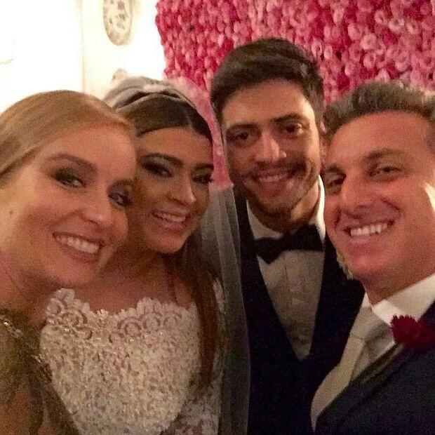 Casamento de Preta Gil (Foto: Reprodução Instagram)